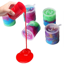 1 PC Random Color Barrel O Slime Goo Silly Putty Gag Prank Trick Kids Toys Prank Joke Novelty Toys