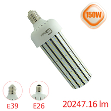 LED High Bay Fixture Light 150W SMD 2835 E39 Mogul Base AC90-277V LED Corn Bulb Light Replace Metal Halide/HPS/HID
