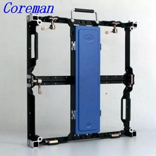 Coreman HD P1.9 P2.5 P3.91 Small Pixel Die-cast LED Screen Display stage Indoor rental with No Fan cabinet p3 p4 p5 500x500