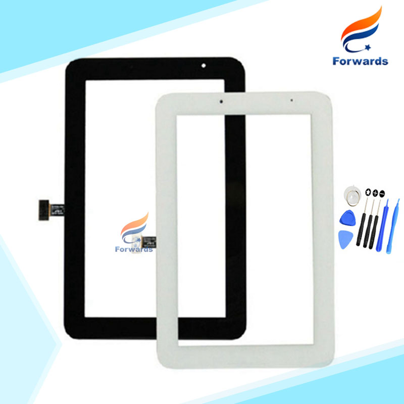 100% New Tested for Samsung Galaxy Tab 2 7.0 P3110 Touch Screen Digitizer Lcd Glass with Flex Cable+Tools 1 Piece Free Shipping<br><br>Aliexpress