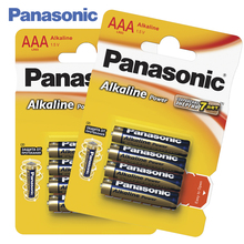 Panasonic LR03REB/4BPR Batteries 2 bl/8 ps Alkaline Power AAA 1.5V For devices with medium and low energy consumption