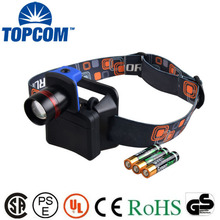 High Power Crossbow Hunting Manufacturer Rechargeable 1000 Lumen Led Headlamp