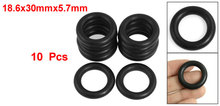 Uxcell 10 Pcs 5.7Mm Nbr Nitrile Rubber O Ring Oil Sealing Gaskets Id . | 18.6mm | 20mm | 23.6mm | 28.6mm | 33.6mm | 38.6mm |(China)