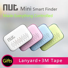 Nut 3 Mini Smart Finder, itag Bluetooth Tracker Anti Lost Reminder Wireless Key Finder Pet Locator Luggage Wallet Phone Finder(China)