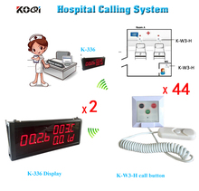 clinic wireless emergency call button for elderly health club patient calling system nurse calling system(China)