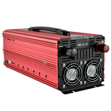 universal inverter 12v 220v 2000W 2200W/peak 4000W pure sine wave with LCD(China)
