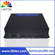 wholesale T270-DE2 industrial grade 4g lte gateway cellular bus wifi router supporting GPS and BDS function