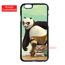 Funny Kung Fu Panda Pattern Case Cover for LG G2 G3 G4 iPhone 4 4S 5 5S 5C 6 6S 7 Plus iPod Touch 4 5 6