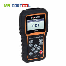 Hot Sale Foxwell DPT701 Digital Common Rail High Pressure Tester For Oil Pressure /Petrol Compression/Diesel Compression Test
