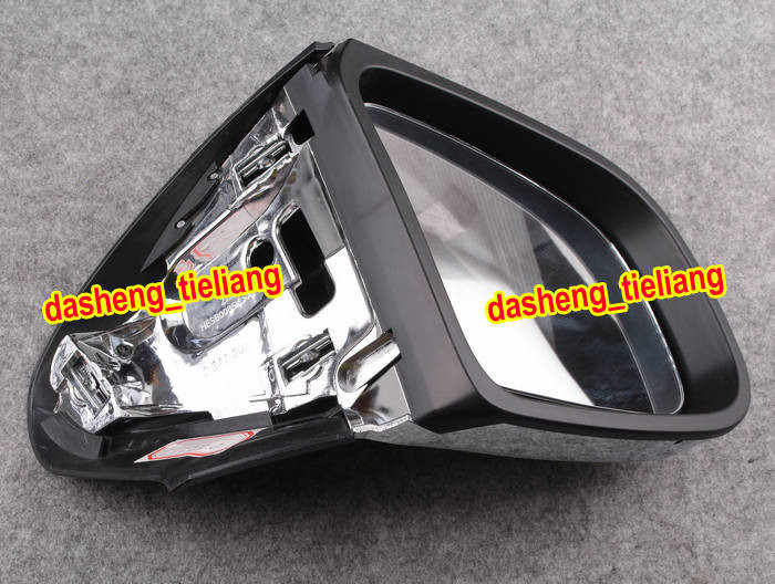 Rearview Left & Right Side Mirrors For BMW K1200 K1200LT K1200M 1999-2008, Chrome Color, Motorcycle Rear View Parts Accessories