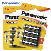Panasonic LR6REB/4BPR Batteries 2 bl/8 ps Alkaline Power AA 1.5V For devices with medium and low energy consumption