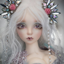 OUENEIFS Fairyland minifee Sia mermaid 1/4 bjd sd dolls model reborn girls boys eyes High Quality toys makeup shop resin