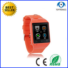 2016 Bluetooth Smart Watch with Camera Phone Watch Sync Call Music Reminder watch phone with Unlocked sim card for Android IOS