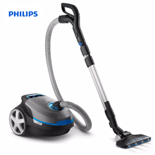 Philips Performer Ultimate Vacuum cleaner with bag 2200 W Smart HEPA 13 filter FC8924/01