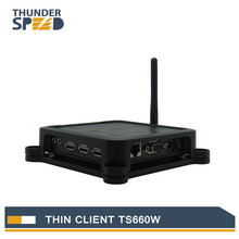 TS660W Thin Client Wireless Win CE 6.0 ARM11 RDP6.0 Protocol Server OS Support  Win XP/7 LINUX
