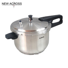 Gohide 1set Stainless Steel Pressure Cooker 22cm Energy Conservation High Pressure Cookers No.Yw22f1 Electromagnetic Furnace
