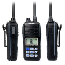 Float'n Marine VHF Radio Walkie Talkies RS-36M WaterProof IP67 interphone Handheld emergency Transceiver transmitter
