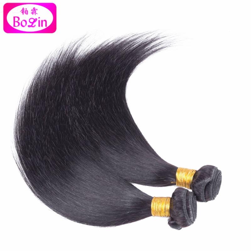 6a brazilian virgin hair straight human hair bundles brazilian straight hair weave 2 bundles brazilian straight cheap Bolin Hair<br><br>Aliexpress