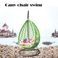chair soft  outdoor chair Swing hanging basket Indoor dormitory cany chair Cradle PE rattan chair hot sales best price furniture