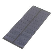 UXCELL 6V 2.3W Diy Polycrystallinesilicon Solar Panel Power Cell Battery Charger 188Mm X 78.5Mm