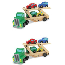 5-30cm Simulation Transport Bus Model, Educational Wood Mini Vehicle Car Toy / Brinquedos, Building Truck Train Cars Kids Toys