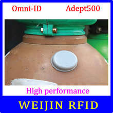 UHF RFID anti metal tag omni-ID Adept 500 915m 868m gas cylinder management Alien Higgs3 EPCC1G2 6C smart card passive RFID tags
