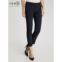 oodji 2017 trousers with cuff at the bottom of the free shipping to Russia 11703057222398 170 cm oodji 2017 Women Pants Shipping