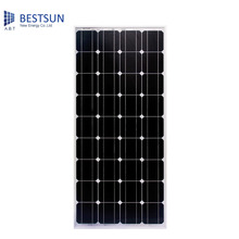 solar panel manufacturers in china BESTSUN solar modules pv panel BS-100W Mono crystalline solar PV module