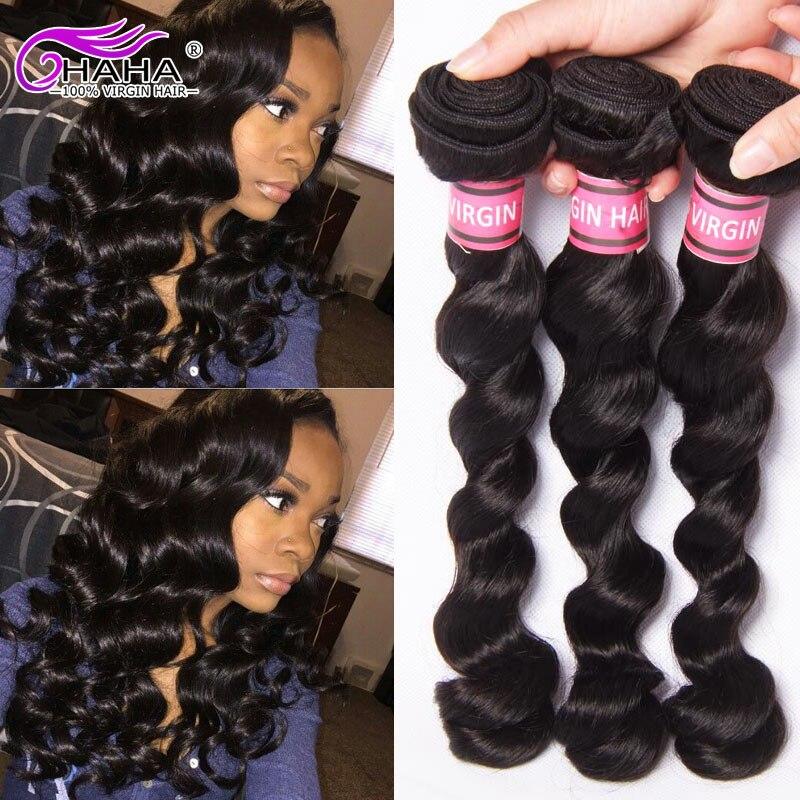 Virgin Peruvian Loose Wave 4 Bundle Deals Guangzhou Rosa Hair Products Peruvian Virgin Hair Loose wave Queen Weave Beauty<br><br>Aliexpress