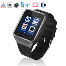 S8 3G Smartphone Smart Watch 1.5 Inch MTK6752 1.2GHz Dual Core HD Android 4.4 512M+4GB 2MP GPS WiFi Bluetooth4.0 FM Mobile Phone