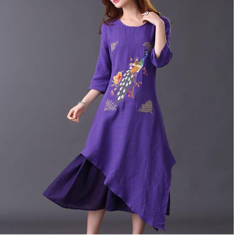 Вышивка китайском стиле