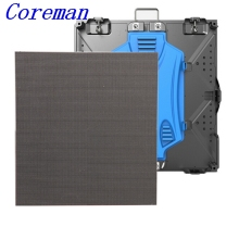 Coreman P2.5 160x160mm RGB LED Matrix Panel LED Display Screen , small pixel Ultrathin HD LED Display p1.6 p1.9 p2 p2.5 p3 p3.91(China)
