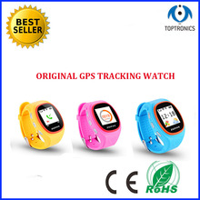 2016 smart watch manufacturer Kid Hand Wrist Watch Phone gps tracking watch Cell Phone Watch SOS wristwatch for elderly and kids(China)