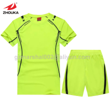 2016 Wholesale Different colors Soccer Uniform, cheap training suit free shipping