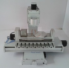 3040 five axis frame column CNC high precision ball screw CNC milling machine, industrial 5 axis pillar type cnc router