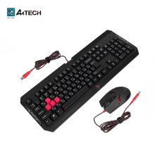 Keyboard + Mouse A4Tech Bloody Q1100