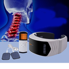 Neck Massage Instrument  Neck Acupuncture Electronic Cervical Spine Massager Treatment Meridian Therapy Pulse dds Bioelectricity