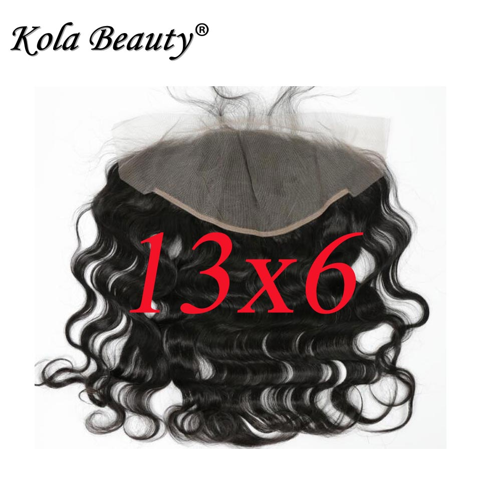 Cheapest Peruvian Hair Lace Frontal Closure 13x6  Body Wave with baby hair Ear To Ear Lace Closure Bleached Knots Lace Frontal<br><br>Aliexpress