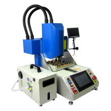 Best  IC removal machine ,simple pack chip remove cnc router LY 1001 automatic IC polishing machine, Russia no tax