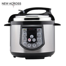 JUH 1set Stainless Steel Pressure Cookers Electric Pressure Cooker No.Xk-Yh50a Household Multifunctional Voltage Pot 5l(China)