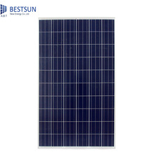 BESTSUN BS-250w wholesale china POLY solar panels cables price per watt home foldable solar v painels cells system(China)