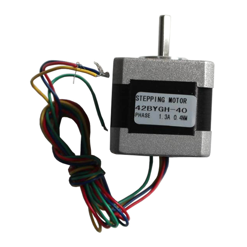 42BYGH-40 Stepper motor micro-stepping motor drive current 1.3A 0.4NM body 40mm for engraving machine<br><br>Aliexpress