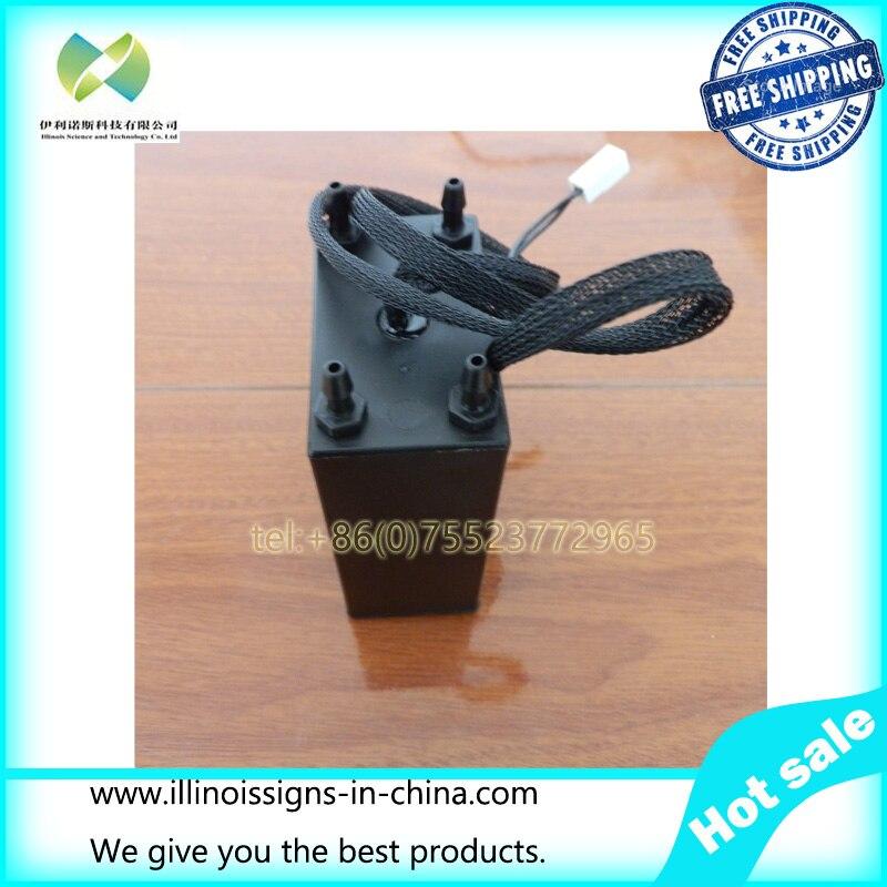 printing machinery part Konica UV sub tank with sensor 4 holes / 90ml<br><br>Aliexpress