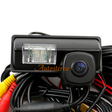 Car reverse camera for Nissan Tiida Sedan Versa Teana J32 Bluebird Sylphy(China)