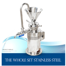 Stainless steel vertical / split JM-50 asphalt colloid mill colloid mill grinding mill machine all(China)