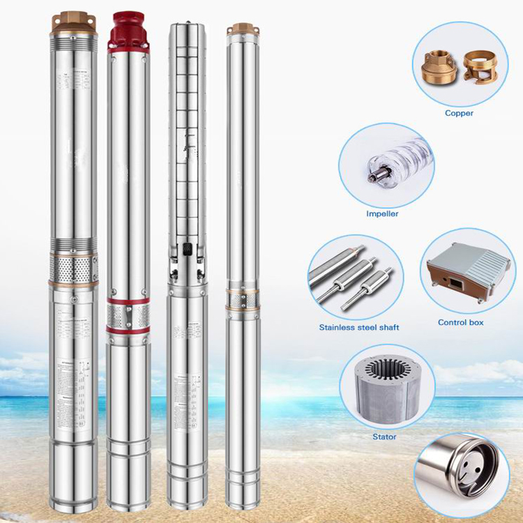 4 borehole pump use japanese imported bearing submersible borehole pumps prices<br><br>Aliexpress