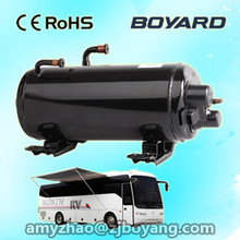 r410a roof top mounted cooling air conditioning rotary compressor for automotive travelling truck caravan camping car(China)