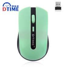 Wholesale Snigir brand 2.4G Mute Wireless notebook pc Mouse 2500dpi USB Computer Mause Optical Laptop Gaming Mice gamers gaming