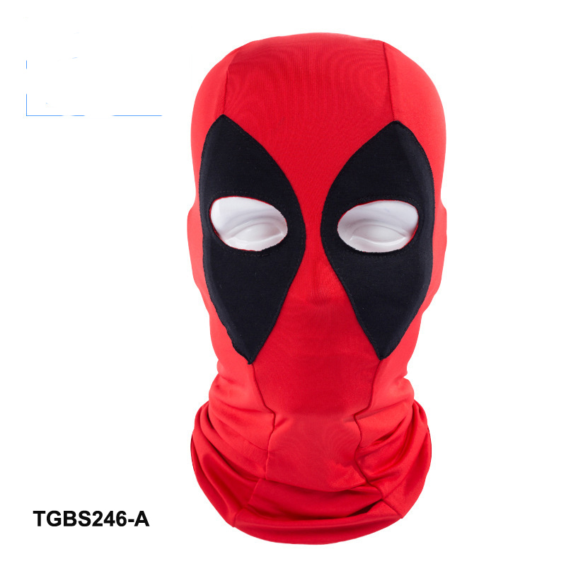 2016 Deadpool balaclava lightweight summer cartoon balaclava kids quick-dryÎäåæäà è àêñåññóàðû<br><br><br>Aliexpress