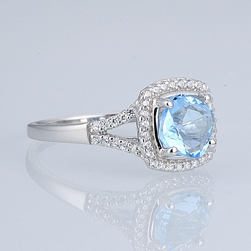 Silver Ring - R301120BLGZ1SL925-SV9